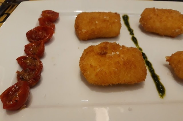 Pizzeria Magnifica - Antipasti, Bufala Campana Dop fritta