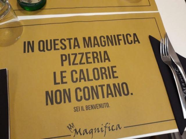 Pizzeria Magnifica - dettaglio