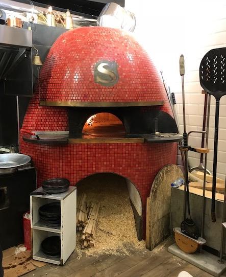 Pizzeria Starita a Materdei - Forno
