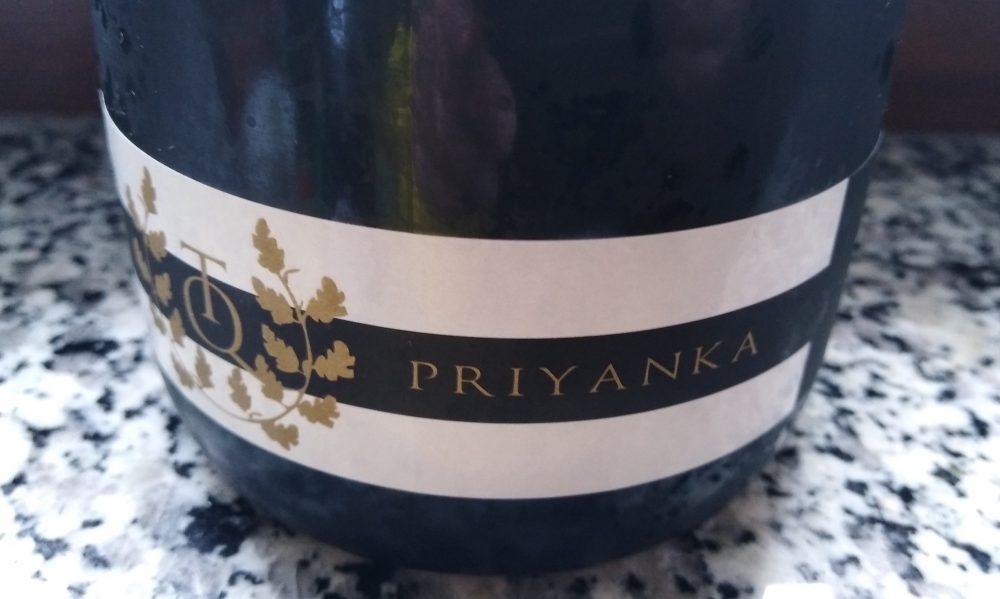 Priyanka Vino Spumante Bianco Brut Tenuta Le Querce