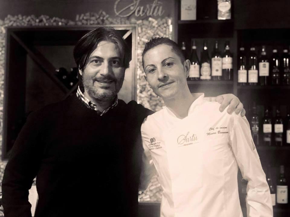 Sartu', Carlo Capuano e Mauro Buonanno