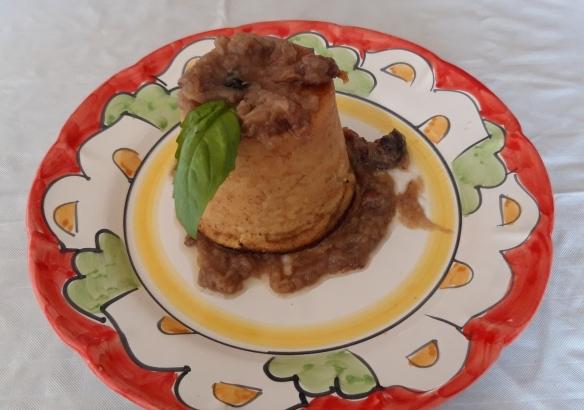 Sformatino di patate alla Genovese