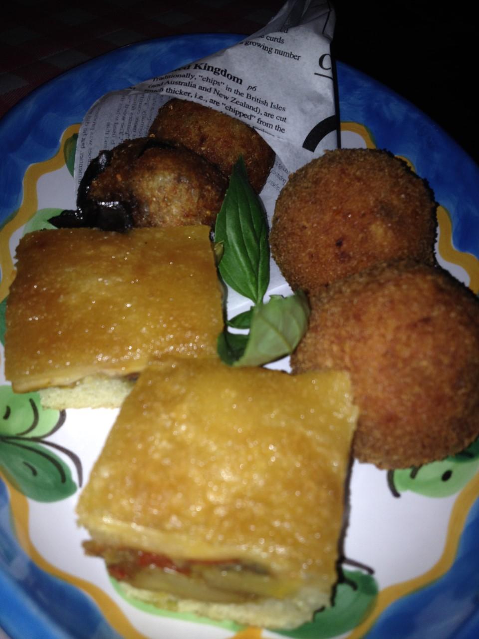 Taverna 'e Mast' Aniello - fritti