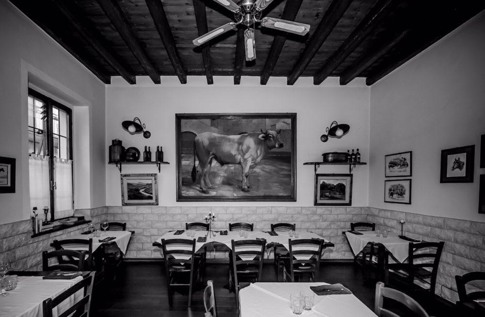 Taverna dei Viandanti, l'altra saletta