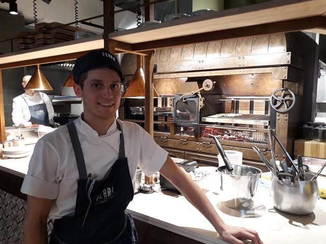 Terra- chef Stefano Rossi