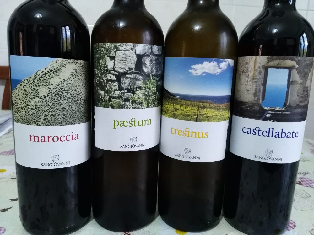 Vini azienda San Giovanni