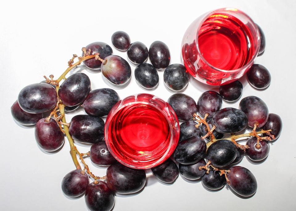 Wine Grapes Vino Vine Winery Healthy