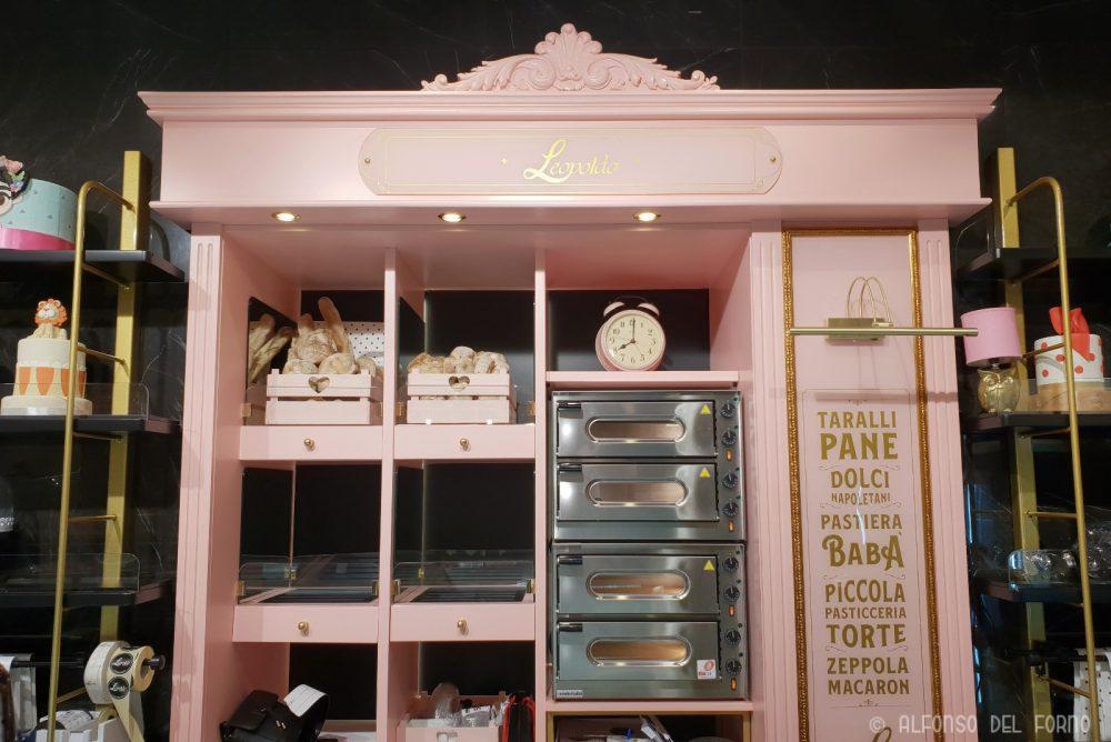 Banco del pane senza glutine