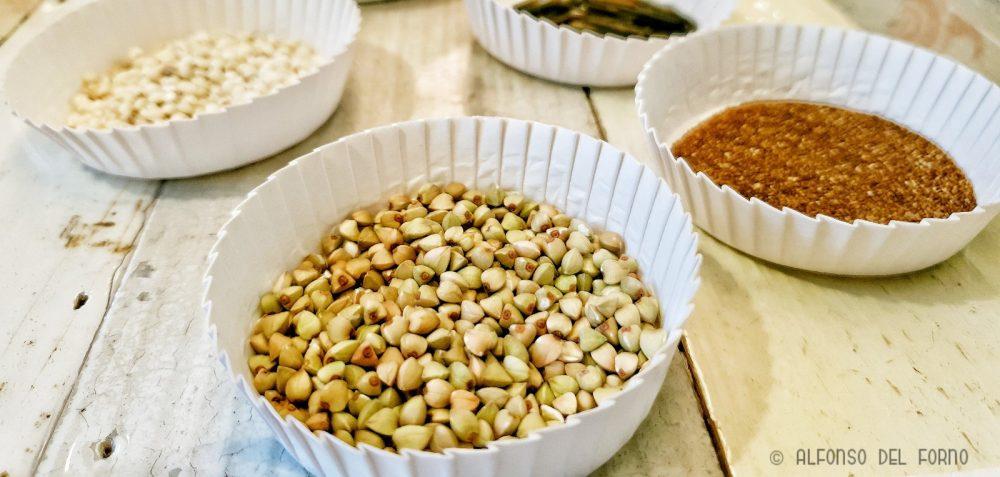 Cereali naturalmente senza glutine