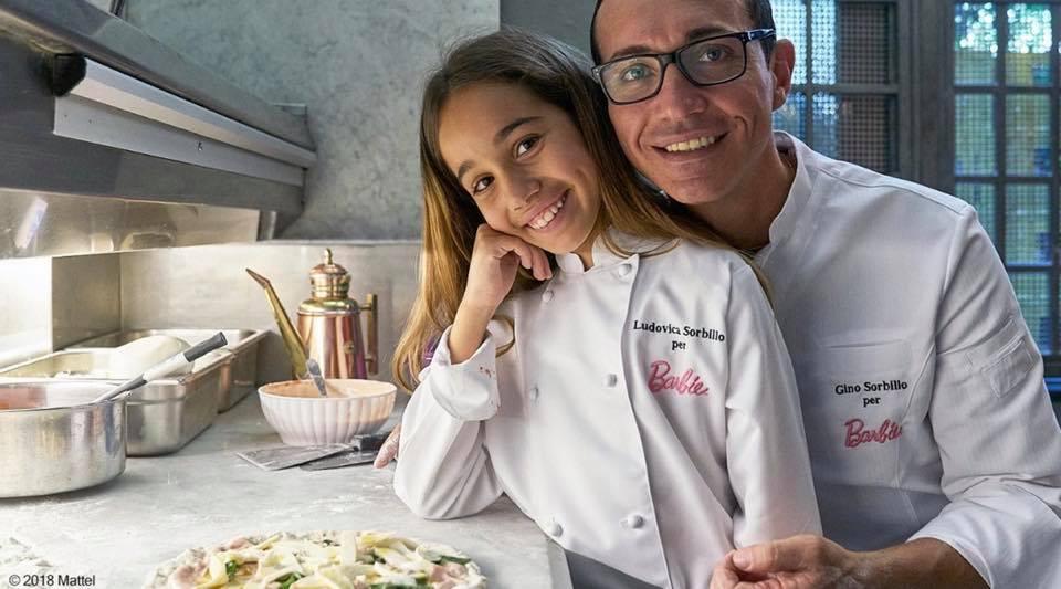 Gino Sorbillo e Ludovica