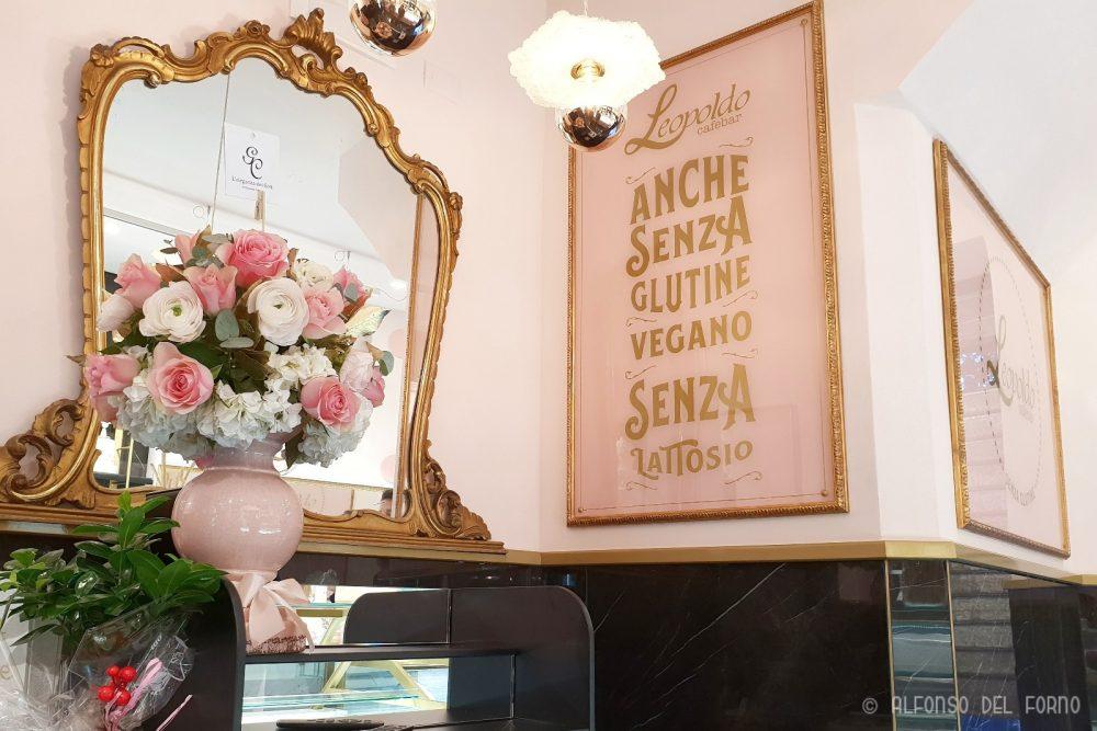 Ingresso Leopoldo Cafebar senza glutine