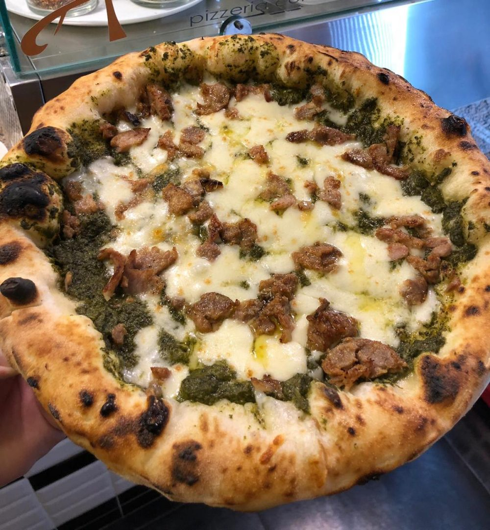 Pizza la Martucci