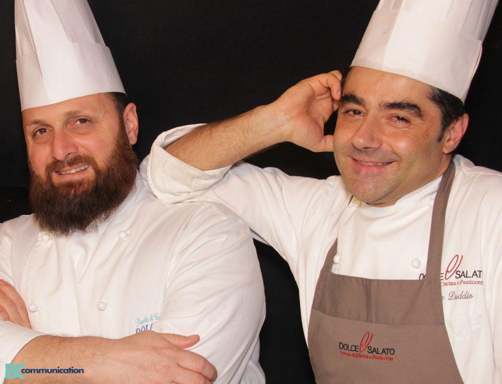 Salvatore Susta e Peppe D'Addio