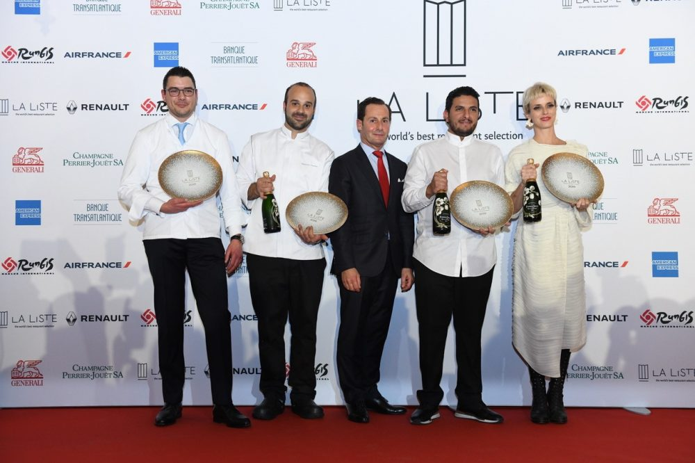 Alessadro Tormolino - I quattro premiati per la sezione Young Award