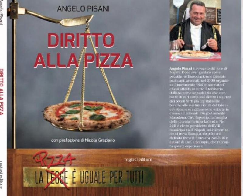 Angelo Pisani, Diritto alla Pizza