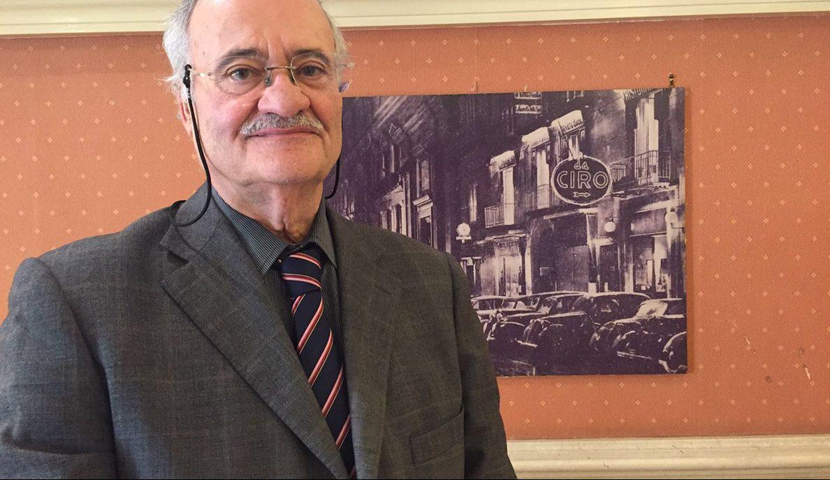 Antonio Pace, presidente Avpn