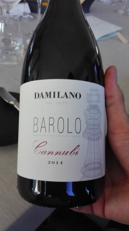 Barolo Cannubi 2014