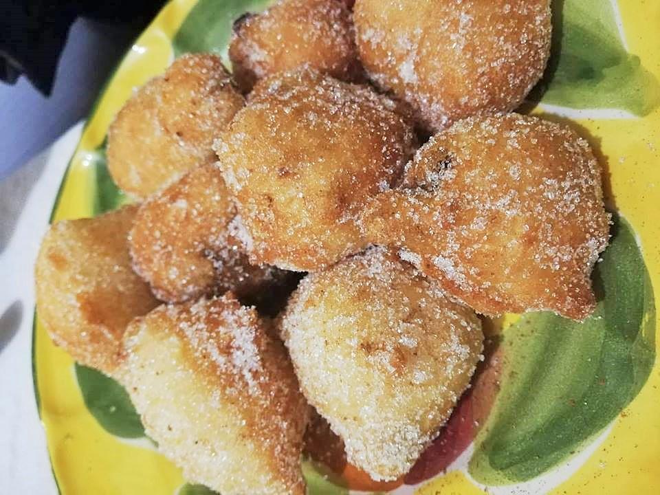 Il Cellaio di Don Gennaro - Le frittelle nello zucchero