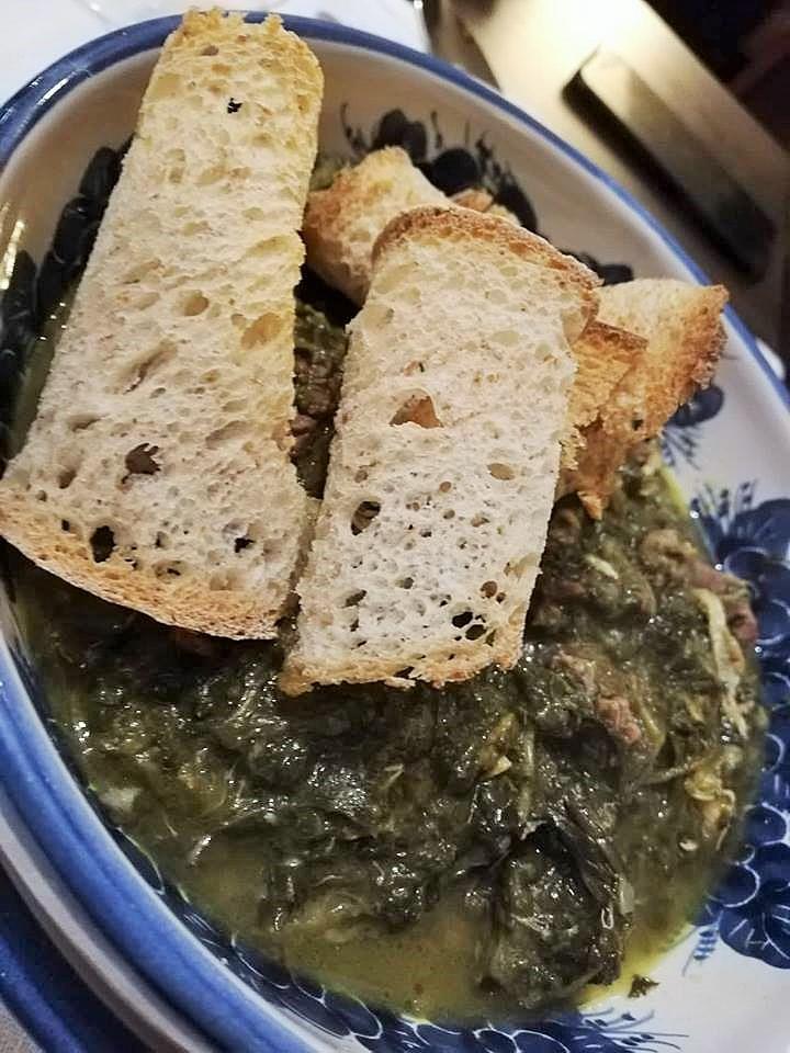 Il Cellaio di Don Gennaro - La minestra maritata