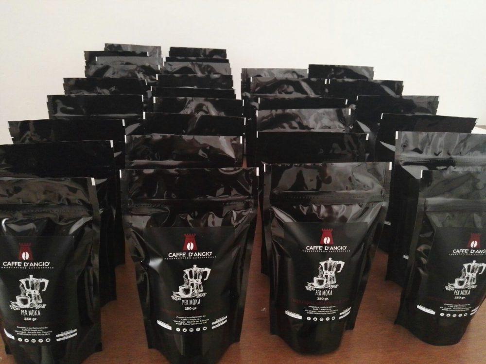 Caffe' D'Angio' Torrefazione Caffe' imbustato