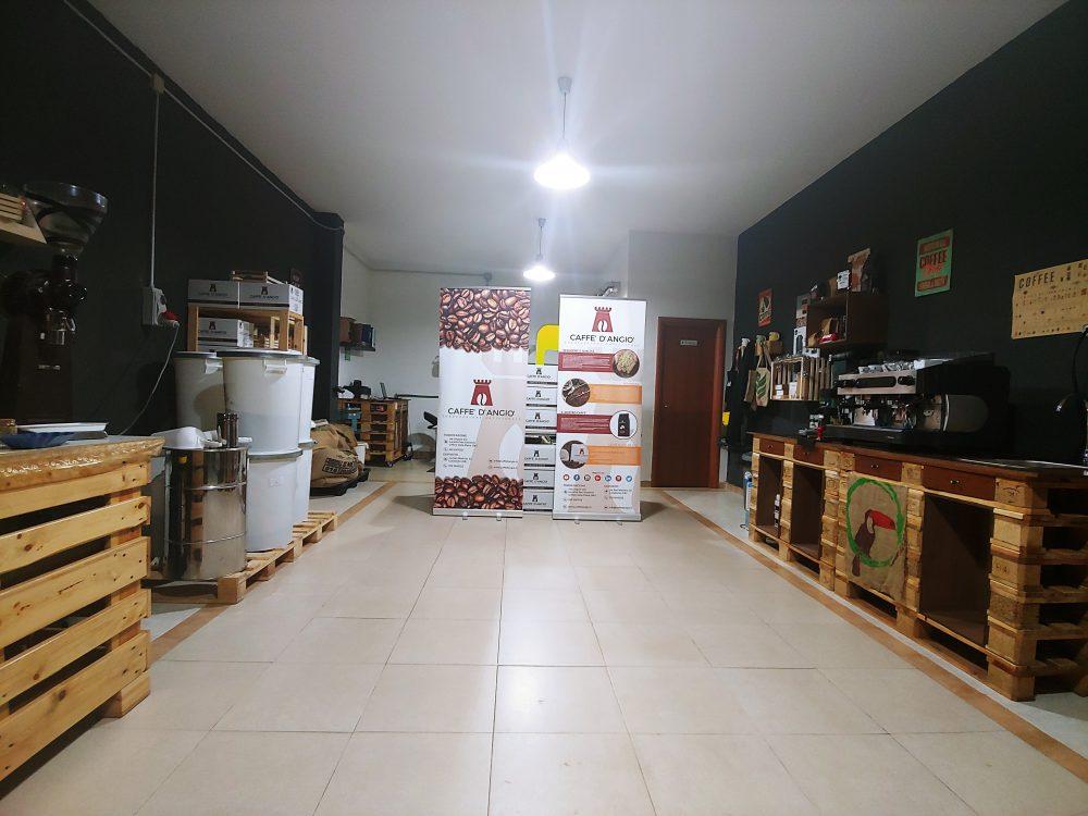 Caffe' D'angio' Torrefazione Artigianale