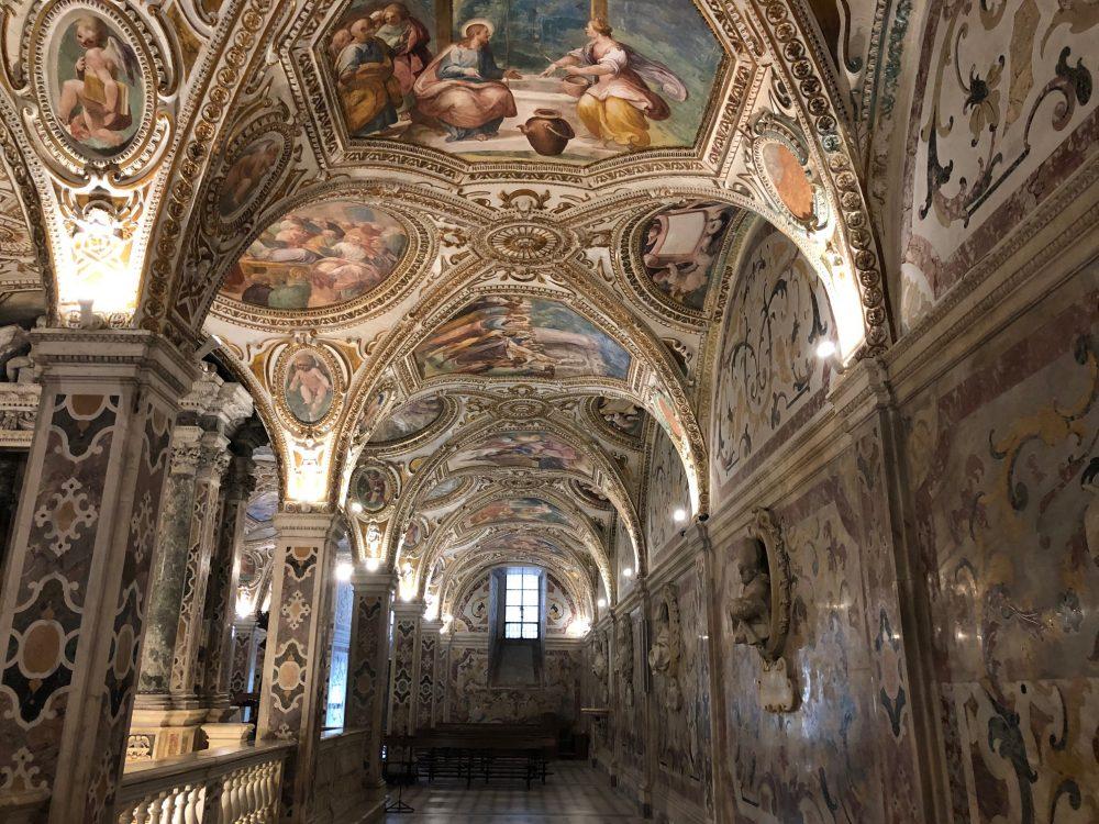 Duomo di Salerno, luci d'artista