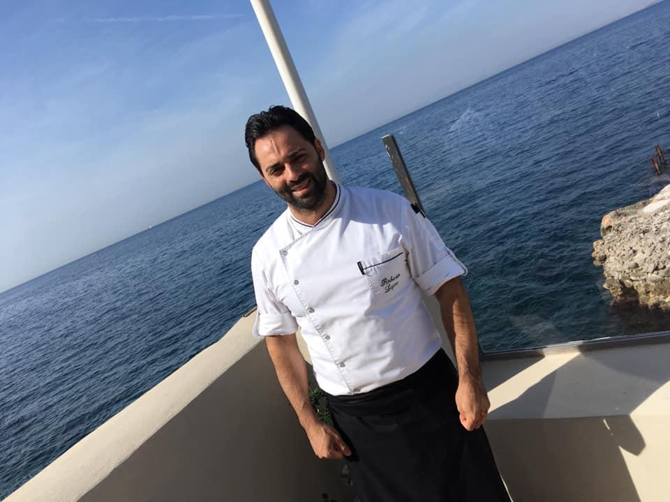 Chef Roberto Lepre
