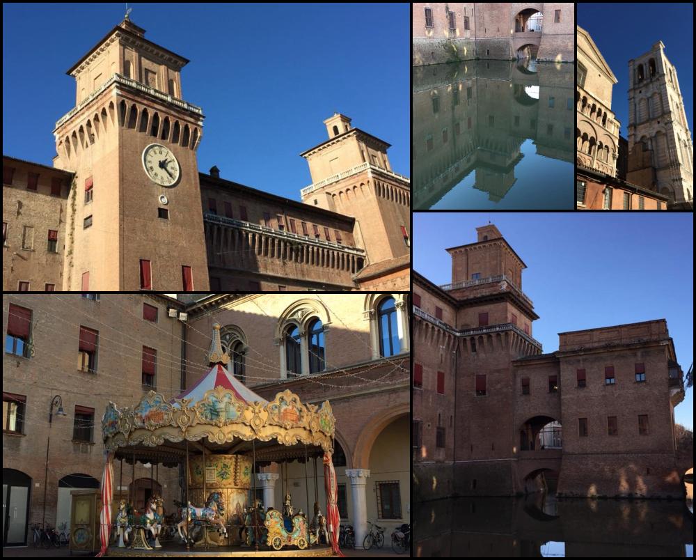 Ferrara, scorci