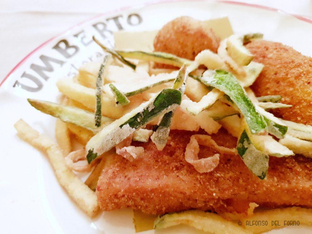 Ristorante pizzeria Umberto -Fritto all'italiana