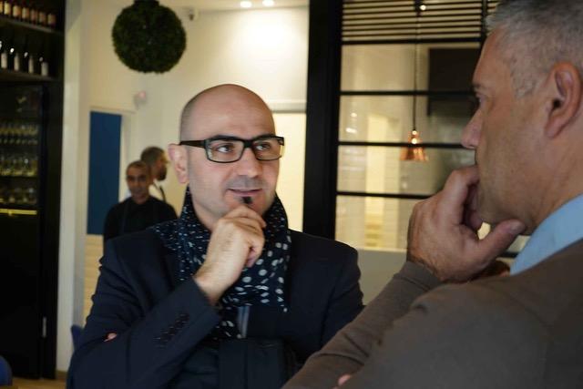 Gianluca Ranieri e Gianfranco D Urso