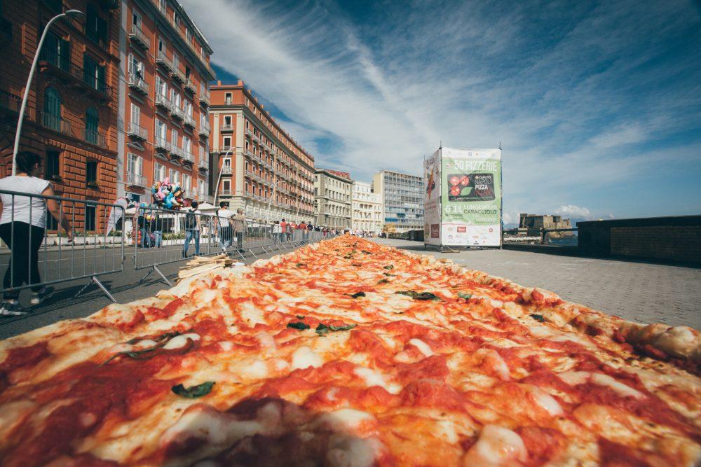 Caputo Napoli Pizza Village miglior Food Festival al mondo