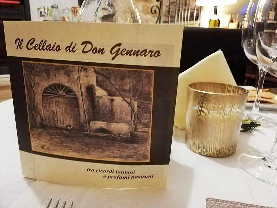 Il Cellaio di Don Gennaro