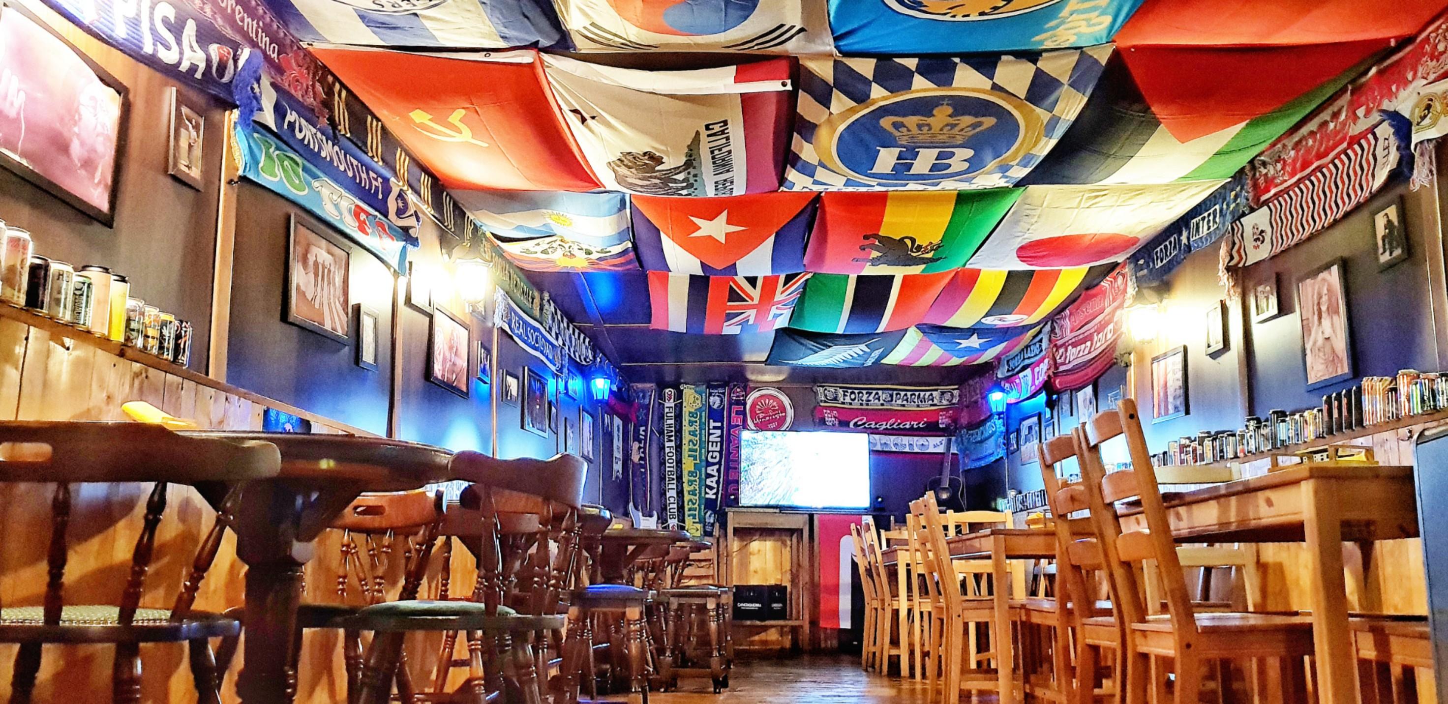 Sala interna Pub27