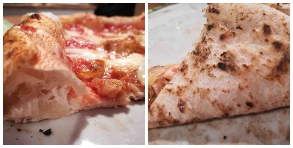 L'Artigiano della Pizza, lievitazione e cottura