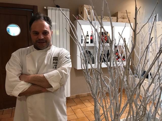 Locanda Radici - Chef Angelo D'Amico