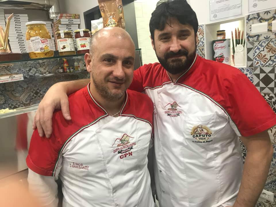 Pizzeria Paco Linus - Luca Iannicelli
