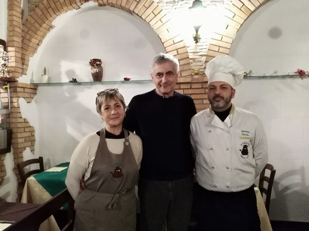 Maria Rosaria Landi, Carlo Di Falco e Salvatore Fasolino