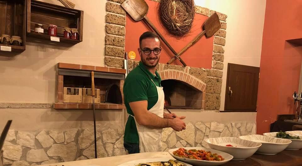 Masseria Picone, il pizzaiolo contadino Giovannni Marra
