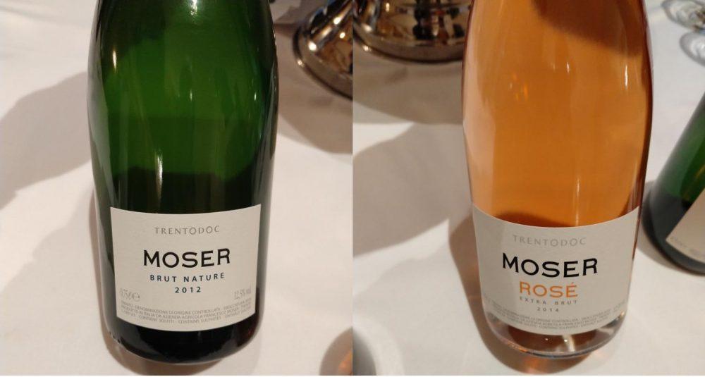 Moser Nature e Rose'