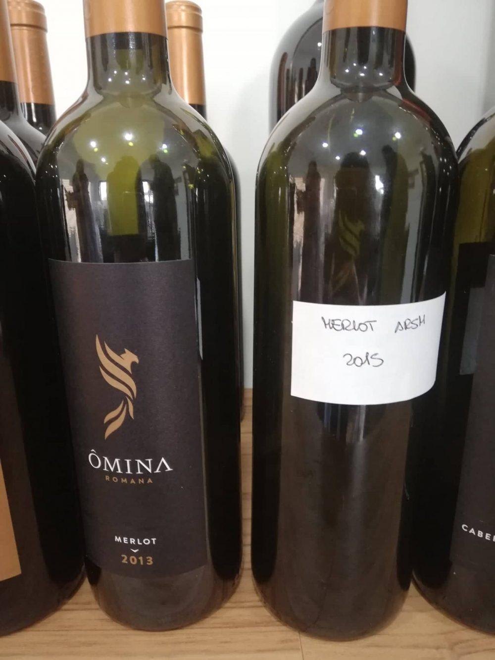 Merlot Omina Romana e Ars Magna
