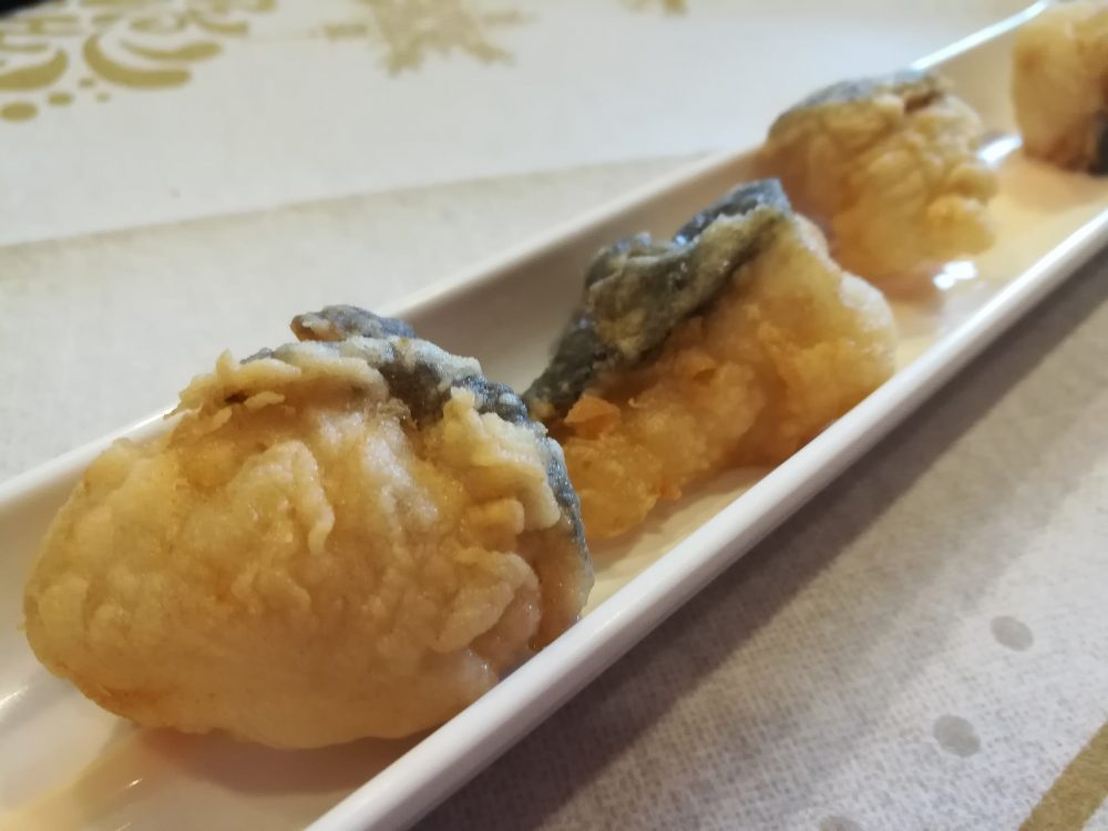Osteria 2.0 - Bocconcini di Baccala' fritto