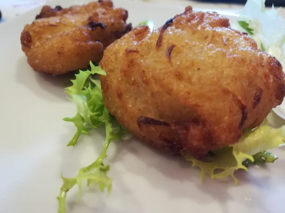 Osteria 2.0 - Frittelle di Cavolfiore e Bianchetti