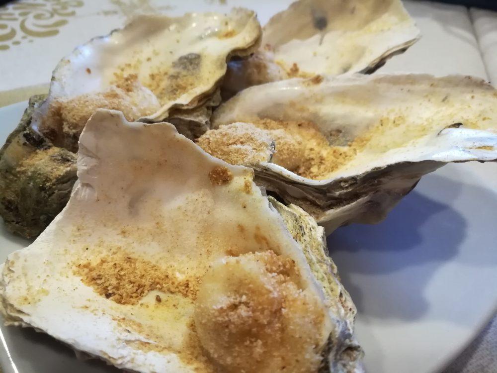Osteria 2.0 - Mousse di mare gratinata