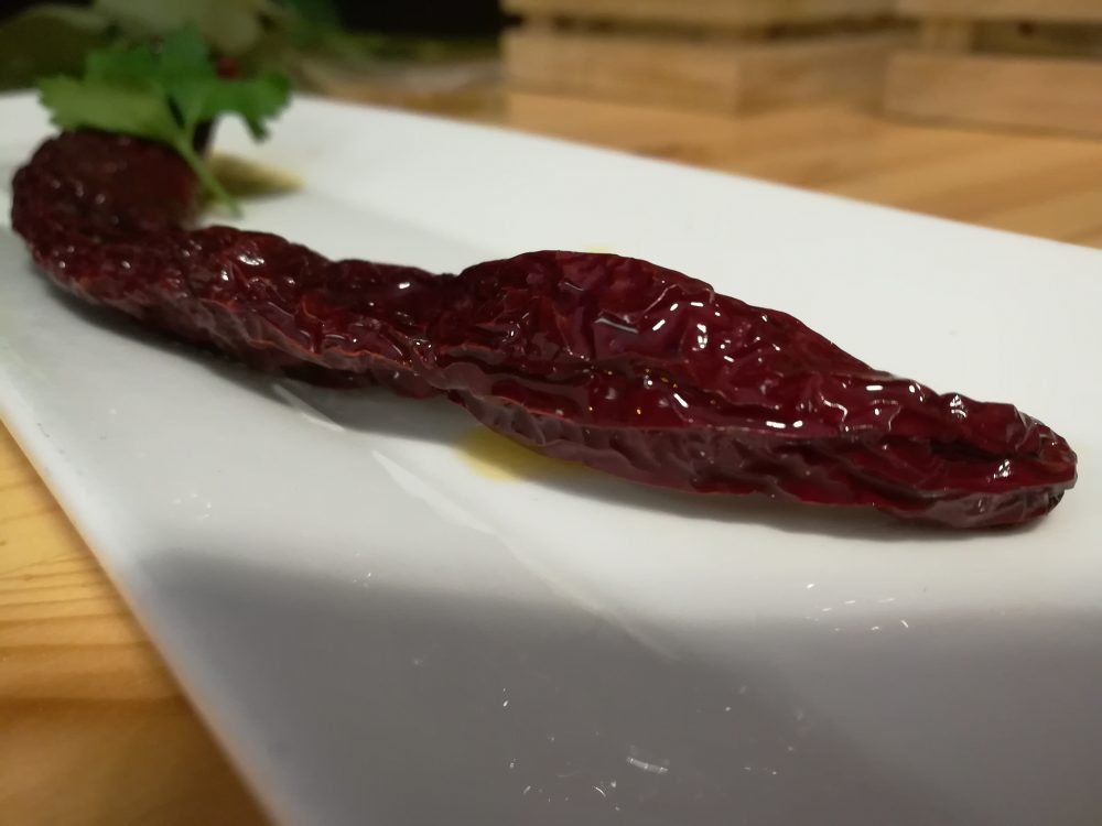 Osteria Centouno - Il peperone crusco