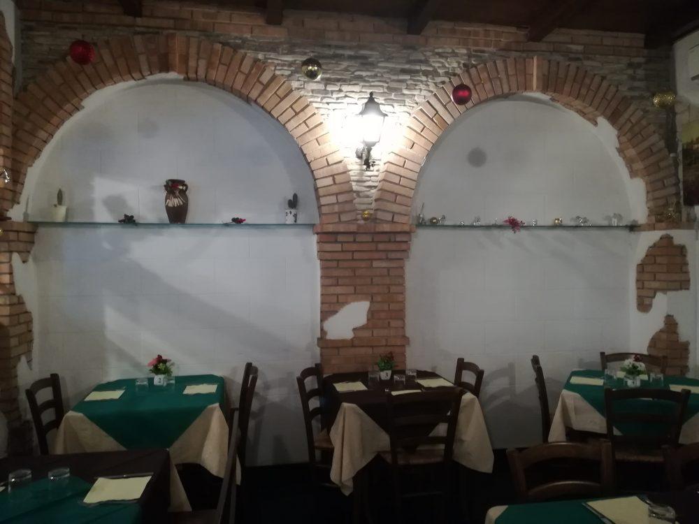 Osteria Pizzeria La Bufala Brilla interno