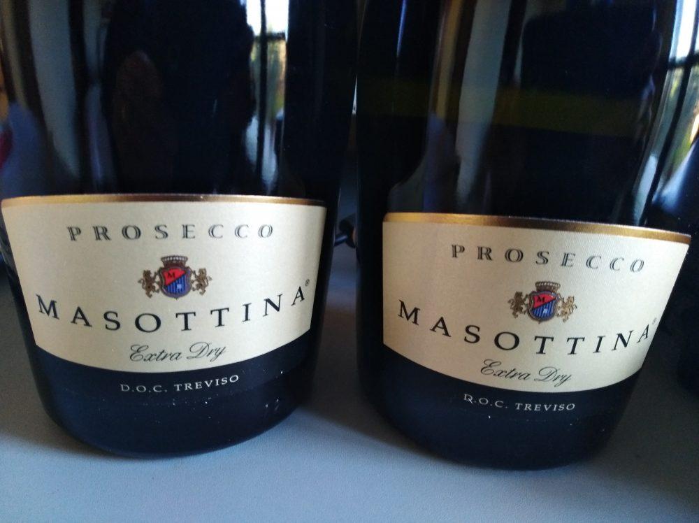 Prosecco Doc Treviso Extra Dry Masottina