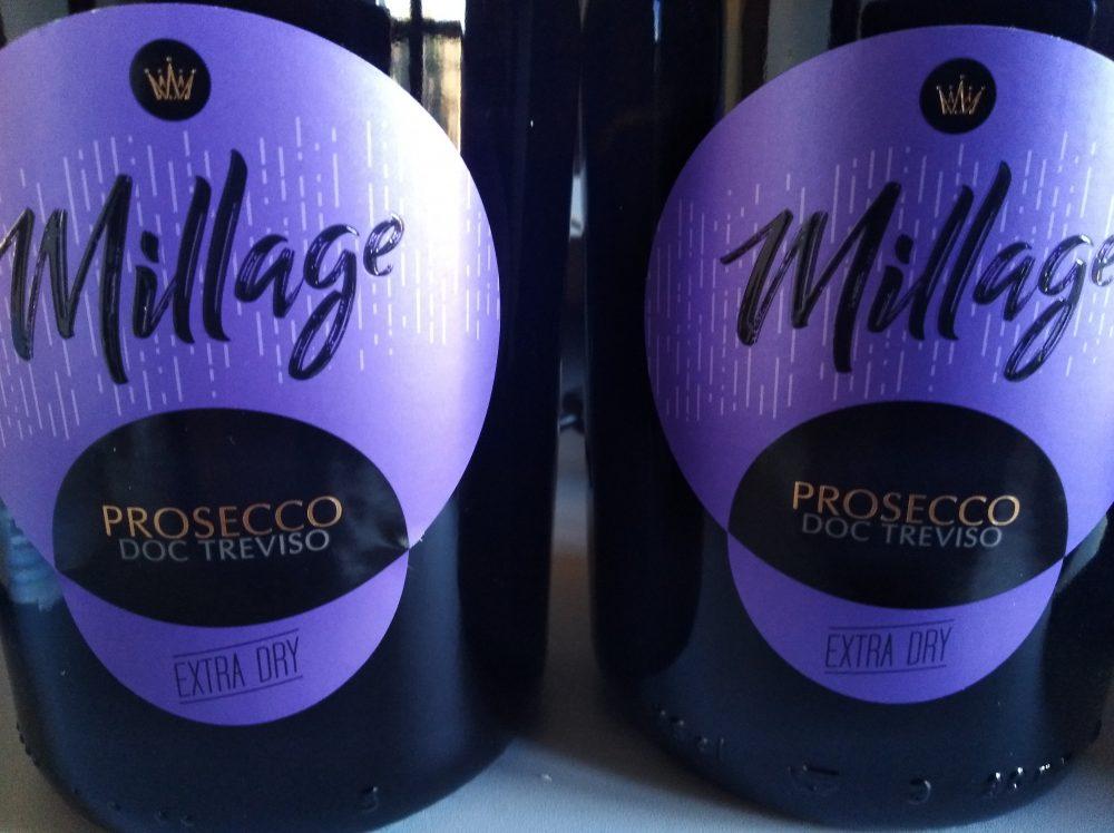 Prosecco Doc Treviso Extra Dry Millage Cantina La Marca