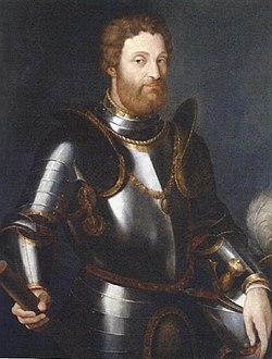 Ritratto di Marcantonio I Colonna