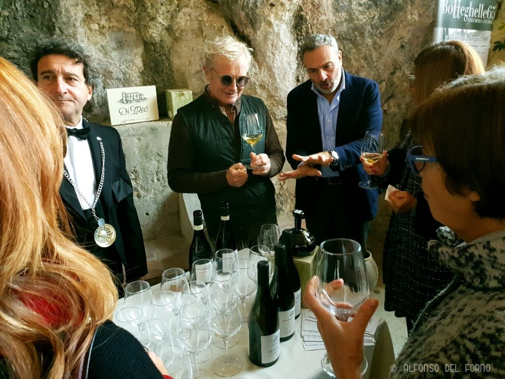 Roberto Di Meo parla dei suoi vini