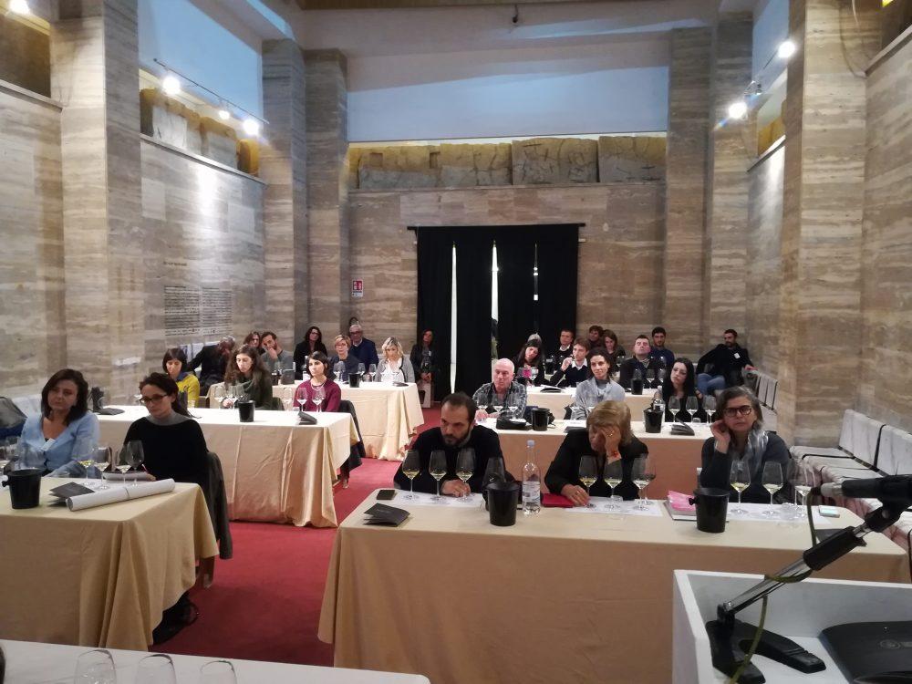Salernum Wine Forum Gruppo di degustatori